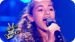 Meghan Trainor - Like I`m Gonna Lose You (Hala) | The Voice Kids | Blind Auditions | SAT.1