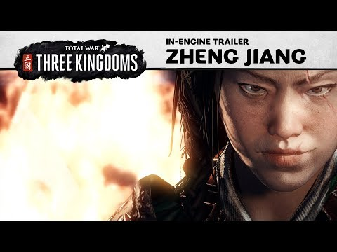 Total War: THREE KINGDOMS - Zheng Jiang In-Engine Trailer thumbnail