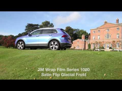 3M™ Wrap Film Series 1080 - Glacial Frost launch