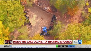 Inside the Lake County militia training grounds