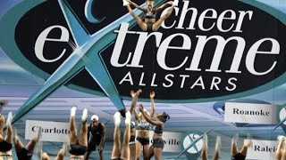 Cheer Extreme Cougars Showcase 2016 International All Girl