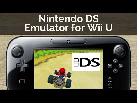 How to Play Nintendo DS Games on Wii U