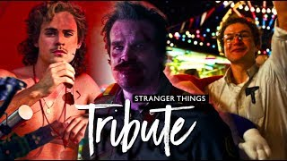 tribute to all the dead characters in stranger things. [see you again]