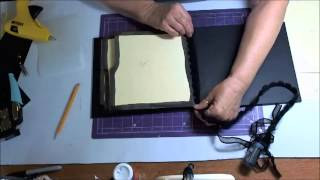 Making a File Folder Book Part 4