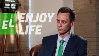 Основатель Enjoy Life Андрей Макарчев в ток-шоу