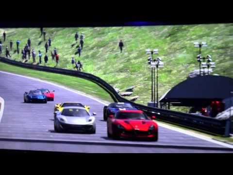 Видео № 1 из игры Gran Turismo 6 + Sony Dualshock 3, черный [PS3]