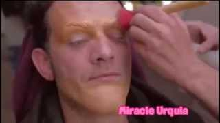 Lazy Town Stefan Karl Stefansson Make - Up