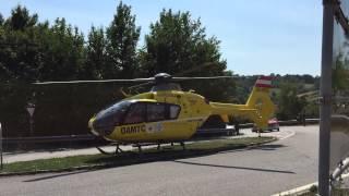 Sicherheitstechnik_herbist Hubschrauber Start
