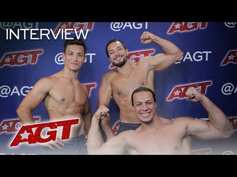 Interview: Messoudi Brothers Talk About Performing With Terry Crews! – America's Got Talent 2019