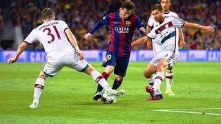 Lionel Messi ● Top 10 La Croqueta & Top 5 Roulette Skills !! ||HD||