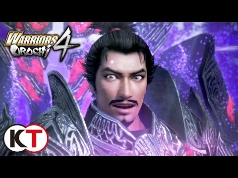 Warriors Orochi 4 - Deification Trailer thumbnail