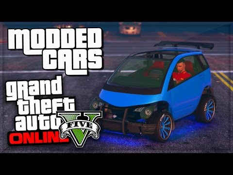 GTA 5 Online GET Rare Modded Cars Online! GTA V GLITCH Secret Car Mods ! (GTA 5 Gameplay)