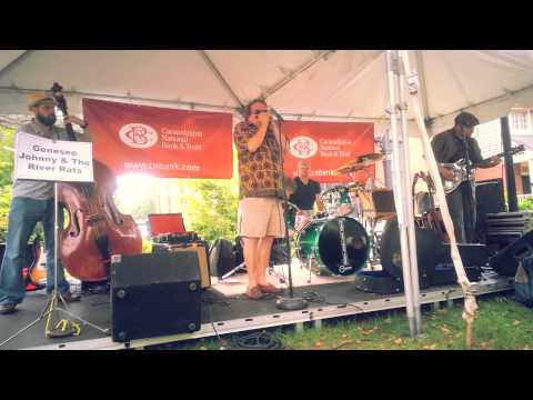 Live at Corn Hill Fest 2013 - Can't Be Satisfied