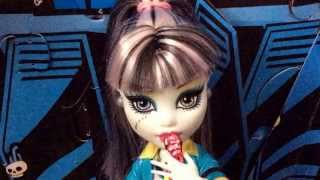 "Monster high stop motion to Madison beer "" we are monsters"""