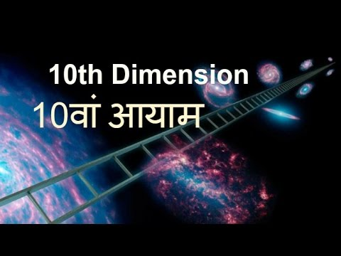 10th Dimension | parallel universe theory | string theory | 4th dimension