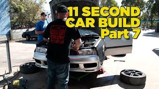 Gramps the 11 Second Car - Build Part 7
