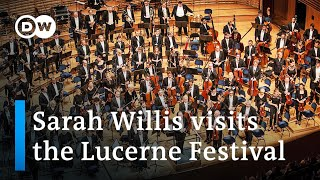 The Lucerne Festival Orchestra | DW English