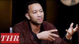 John Legend, Writing 'Start a Fire' for 'La La Land', Screenplay Inspiration | Close Up With THR