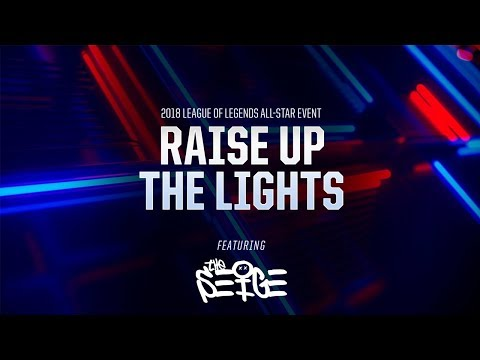 《Raise Up The Lights》 2018 世界全明星賽主題曲