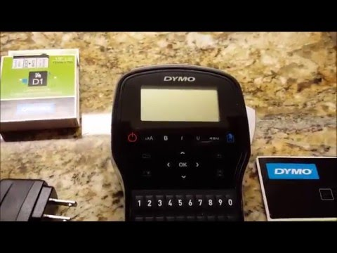 Dymo Label Manager 280