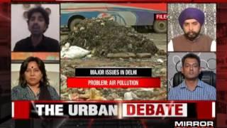 MCD Polls: Saffron sweep in Delhi – The Urban Debate (April 26)