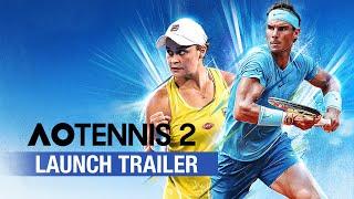 videó AO Tennis 2