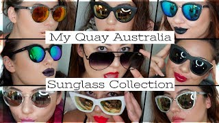 My Quay Sunglass Collection
