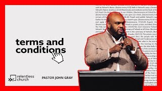 Terms & Conditions | What Do You Subscribe To? | Pastor John Gray