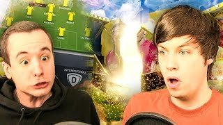 TODAY WILL NEVER HAPPEN AGAIN  - FIFA 17 PACK OPENING