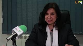 الدائرة القانونية في محافظة نابلس توضح خطة تنظيم أسواق المدينة
