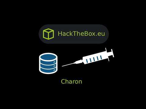 Charon Video by IppSec — Hack The Box :: Forums