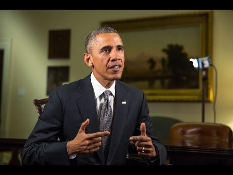 obama weekly address we can no longer ignore climate change climate denial crock of the week. Black Bedroom Furniture Sets. Home Design Ideas