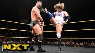 Can Kassius Ohno dethrone The Glorious One in this week's main event? Who will face Shinsuke Nakamura at NXT TakeOver: Orlando?. Video courtesy of the award-...