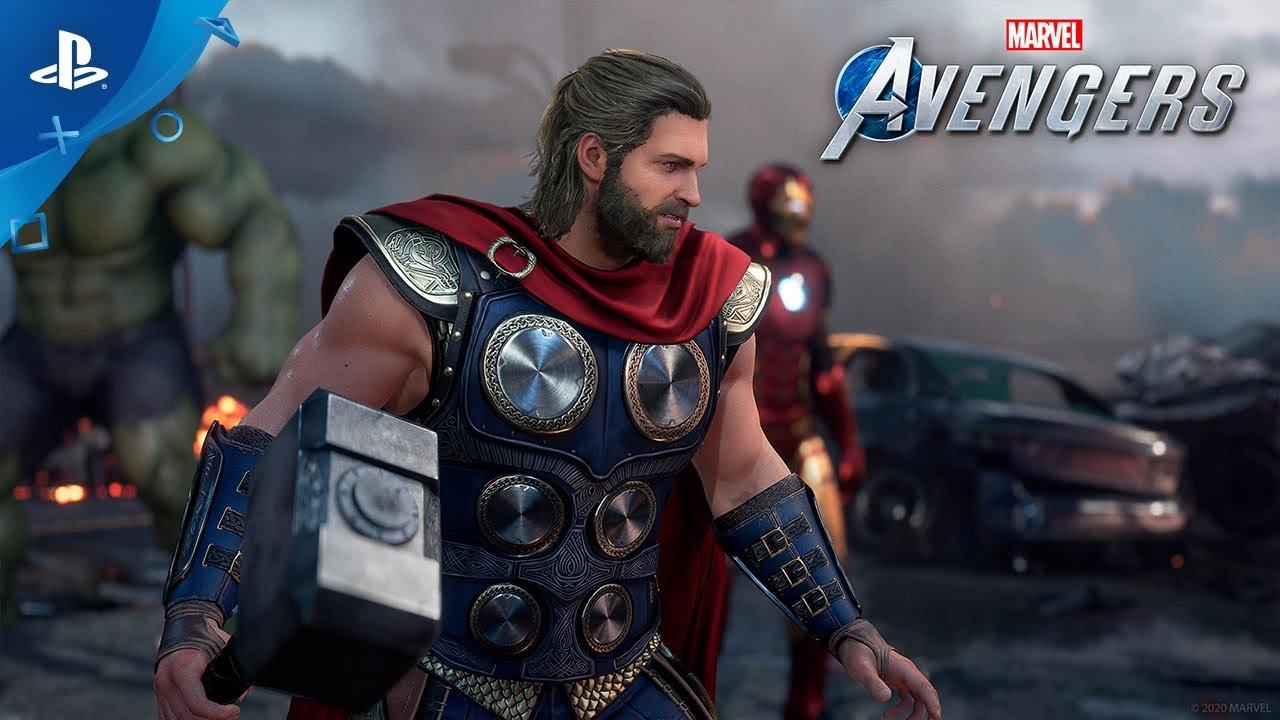 Edições Especiais, Bônus de Pré-Venda e Mais Revelados para Marvel's Avengers