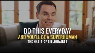 Brendon Burchard | The Habit of a Billionaire - Discipline Your Habits Challenge