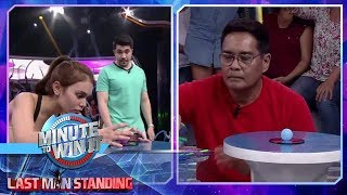 Tipping Point | Minute To Win It - Last Man Standing