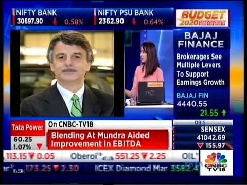 Mr Praveer Sinha CEO and MD, TATA Power: Interview with CNBC TV18