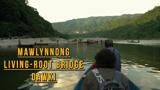 Dawki and Mawlynnong Day Tour From Shillong