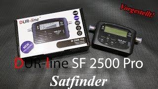 DUR-line SF 2500 Pro Satfinder [Vorgestellt]