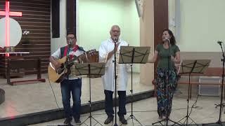 Canto de Glória - Missa do 27º Domingo do Tempo Comum e 4º Dia da Novena a Nossa Senhora Aparecida (06.10.2018)