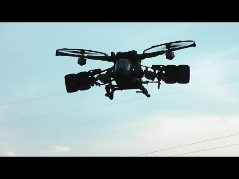 Pandora Warrior RC Helicopter First review