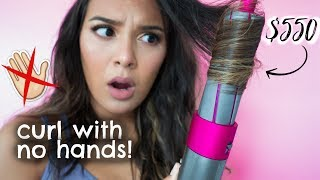 Beauty Busters: Trying the DYSON Airwrap! Is it Worth It?!