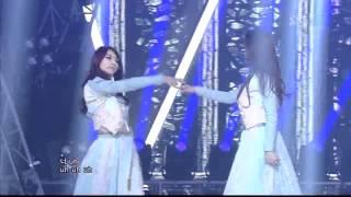 SBS인기가요 4minute [Volume Up](673회)