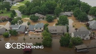 Arkansas River could cause catastrophic flooding