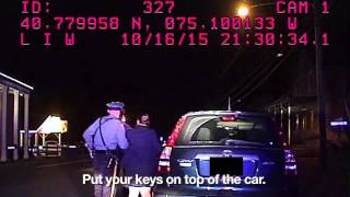 State Police arrest woman for refusing to answer questions