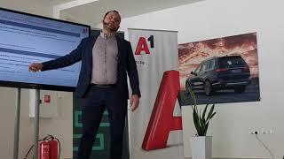 Бизнес решения в облака от A1 и Hewlett Packard Enterprise