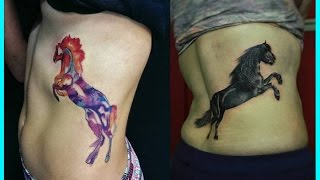 The Best Horse Tattoos