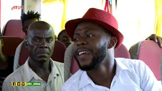 Kalybos takes a ride on ATUU with Abeiku Santana