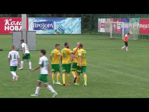 Оболонь-Бровар-2 - ФК Полісся - 2:5  // огляд матчу