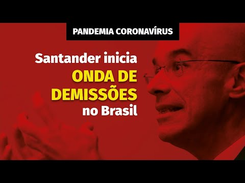 Dia Nacional de Luta contra as arbitrariedades do Santander